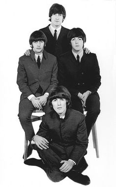 """In the early 1960s, their enormous popularity first emerged as """"Beatlemania"""", but as their songwriting grew in sophistication they came to be perceived as an embodiment of the ideals shared by the era's sociocultural revolutions."""