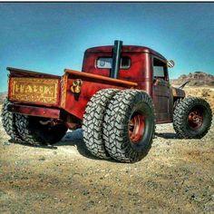 pics of rat rod trucks Dually Trucks, Diesel Trucks, Lifted Trucks, Chevy Trucks, Pickup Trucks, Truck Drivers, Diesel Rat Rod, Diesel Tips, Ford Diesel