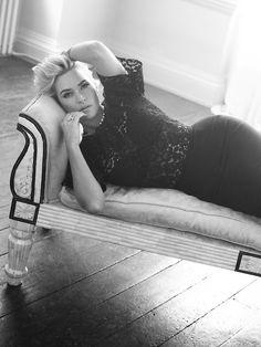 Kate Winslet photographed by Alexi Lubomirski for Harper's Bazaar UK, April 2013