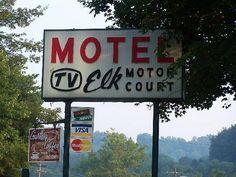 Welcome to Elk Motor Court  Sutton, Braxton County, West Virginia