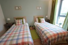 One of our Luxury Self Catering apartments, available for Holiday Rentals or Purchase at The Highland Club.