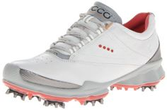 ECCO Womens Biom Golf ShoeWhite36 EU555 M US *** More info could be found at the image url.(This is an Amazon affiliate link and I receive a commission for the sales)
