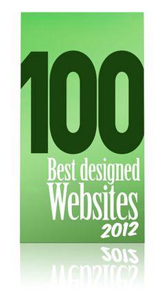 100-best-designed-websites