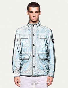 Stone Island Reflective Jacket - good idea, over-the-top price for a high-visibility jacket