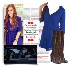 Lydia Martin 5x03 Dreamcatchers pt. 1 by saniday on Polyvore featuring Nanette Lepore