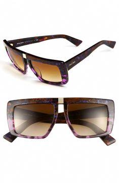 e81e492fb0 Miu Miu Geometric Sunglasses available at #Nordstrom #MiuMiu Designer  Shades, Sunglasses Sale,