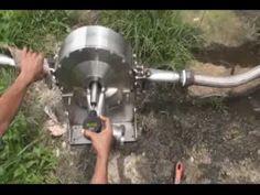 ▶ Tesla Turbine - YouTube