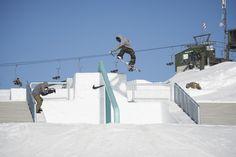Snowparks in the Montafon - Montafon Austria