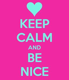 Easier said than done!