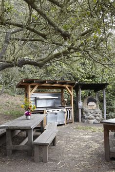 garage and shed outdoor kitchens design, pictures, remodel, decor