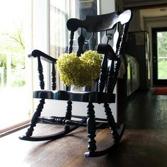 Rocking chairs, Rockers and New grandma on Pinterest