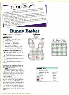 Bunny Baskets 2/3