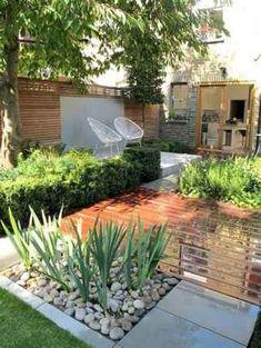33 Small Backyard Playground Landscaping Ideas on a Budget Small Backyard Design, Small Backyard Landscaping, Landscaping Ideas, Backyard Ideas, Patio Ideas, Backyard Playground, Playground Kids, Florida Landscaping, Landscaping Plants