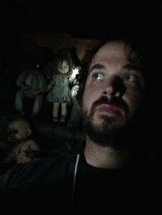 Ghost Adventures: Jay Wasley at Xochimilco, Mexico.