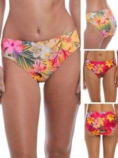 TCM Tchibo Damen Bikinislip Bikinihose Bikini Slip Unterteil Blickdicht Bademode