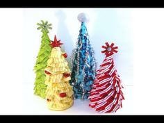 lovely Table Top Christmas Decorations showing small assorted color christmas tree made from paper, Charming Detail Of Table Top Christmas Decorations With Creative Design Brighten Your Christmas: Interior Ideas 10 Days Of Christmas, Mesh Christmas Tree, Christmas Tree Napkins, Tabletop Christmas Tree, Colorful Christmas Tree, Christmas Table Decorations, Christmas Holidays, Christmas Ornaments, Pinecone Ornaments