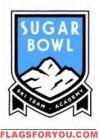 sugar bowl 2x3 single sided Mini Flags, Custom Flags, House Flags, Garden Flags, Sugar Bowl, Artwork, Personalized Flags, Work Of Art