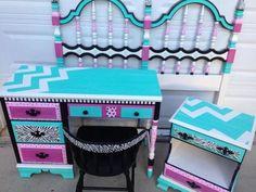 Hand painted furniture | stella