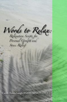 This site has TONS of self-imagery, relaxation scripts, you can adapt them for a child, or even help yourself through a stressful time! Guided Imagery Scripts: Free Relaxation Scripts