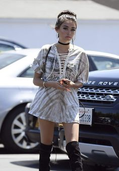 Madison Beer is a stunning, talented young lady with a really edgy style. She's such a girl boss.