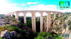 El Acueducto con los Arcos Más Altos del Mundo en su Tipo... en el Saucillo, Huichapan, Hgo.
