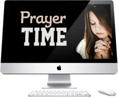 Prayer Time Graphic http://www.childrens-ministry-deals.com/products/prayer-time-graphic