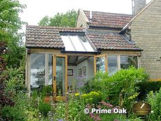 Garden room garage Garden room conservatory Prime Oak Buildings Ltd, Quality Oak framed Orangeries, Oak Framed Garden Rooms, Oak Conservatories, Oak Garages and Pool Buildings in English Oak. Orangery Conservatory Pergola and Gazebo in Oak garden room Orangery Conservatory, Conservatory Design, Oak Framed Extensions, House Extensions, Pergola, Gazebo, Mexican Courtyard, Barn House Conversion, Cottage Extension