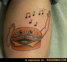 Los tatuajes más feos del mundo | Risa Sin Más