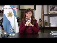 Новый президент Аргентины намерен развернуться от России к Европе и США - http://russiatoday.eu/novyj-prezident-argentiny-nameren-razvernutsya-ot-rossii-k-evrope-i-ssha/                              Видео: RuptlyУходящий президент Аргентины Кристина Киршнер обратилась к народу в Буэнос-Айресе в своем заключительном выс