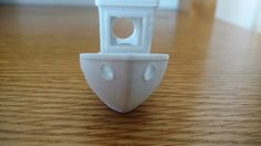 #3DBenchy - The jolly 3D printing torture-test 3D Print 17967
