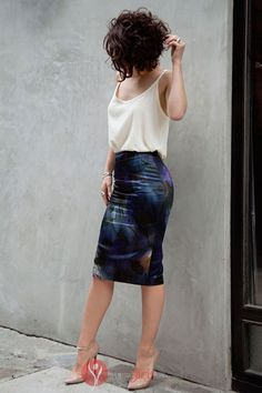 Make Business your Pleasure http://www.thegirlsstuff.com/pencil-skirts-2015-make-business-your-pleasure/