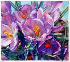 Floral & Still Life | Jeannie Vodden Art