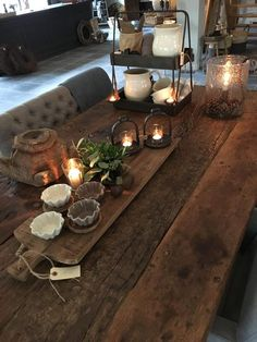 Wohnaccessoires Wohnaccessoires in 2020 Decoration Design, Decoration Table, Dining Decor, Dining Table, Home Decor Kitchen, Diy Home Decor, Interior Design Living Room, Living Room Designs, Modern Industrial Decor