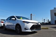 Toyota Safety Sense™ comes standard on the 2017 Toyota Corolla. With Pedestrian Detection, Lane Departure Alert, Steering Assist and more, driving a Toyota truly is life-changing.
