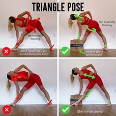 Work your way towards the middle splits with these 5 effective yoga poses. It takes time to increase your flexibility, but it is within your reach! Fitness Workouts, Yoga Fitness, At Home Workouts, Yoga Workouts, Triangle Pose Yoga, Standing Yoga, Yoga Trainer, Yoga For Flexibility, Yoga Challenge