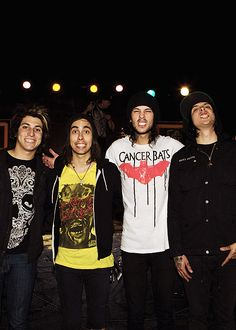 Pierce the Veil, best band I think I've seen live.