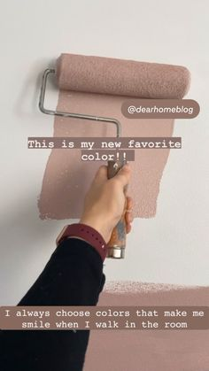 Room Colors, Wall Colors, House Colors, Best Paint Colors, Paint Colors For Home, Bedroom Paint Colors, Cool Paintings, Home Reno, My New Room