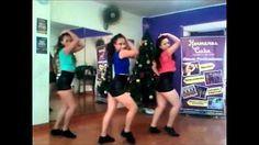 coreografia de reggaeton - YouTube