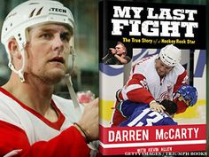 Darren McCarty: Taking On Claude Lemieux #hockey #NHL #books
