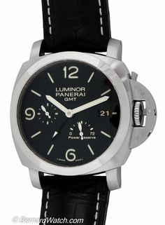 Panerai - Luminor Marina 1950 3 Days GMT : PAM 321 : Bernard Watch