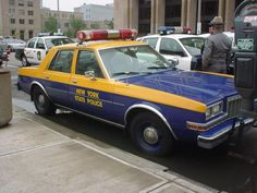My 1st Patrol Car