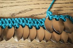 Crochet Scale Maille Stitch: how to make your chainmail armor