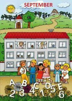 September Back To School ~ by Colored Stones Month Weather, Weather For Kids, Weather Seasons, Seasons Of The Year, Four Seasons, Autumn Theme, Preschool, September, Classroom