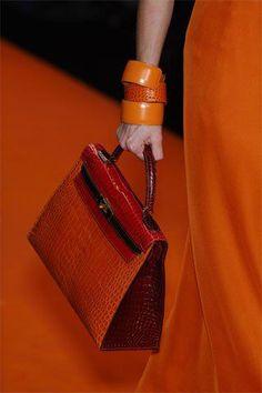 Hermès Spring 2008 Ready-to-Wear Fashion Show Details