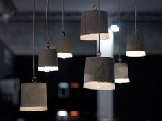 Concrete Lamp XL de Serax
