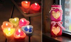 Dia dos Namorados: Decoração Romântica