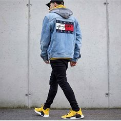 WEBSTA @ style.killerz - Tommy-hilfiger . @achmedlachned........the gang . @outfit_boy. @blvckxstreet_____________________________________#streetstyle #streetfashion #yeezyboost350 #yeezy #boost #boostvibes #adidas #denimjacket #like4like #likeforfollow #like4follow #followme #mensfashion #outfits #outfitoftheday #outfitpost #style #fashionblogger #fashionblog #424 #supreme #black #gucci #flannel #chelseaboots #photography #bape #supremecollab#offwhite#tommyhilfiger