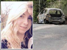 Sara è stata strangolata e poi data alle fiamme, fermato l'ex fidanzato