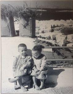 ΜΥΚΟΝΟΣ 1955 φωτ ΔΗΜΗΤΡΗ ΧΑΡΙΣΙΑΔΗ