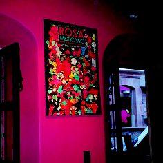 Rosa Mexicano en Zeppelin Bar 2010